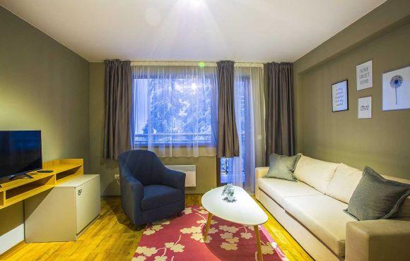 Двуспален Апартамент за 4-ма