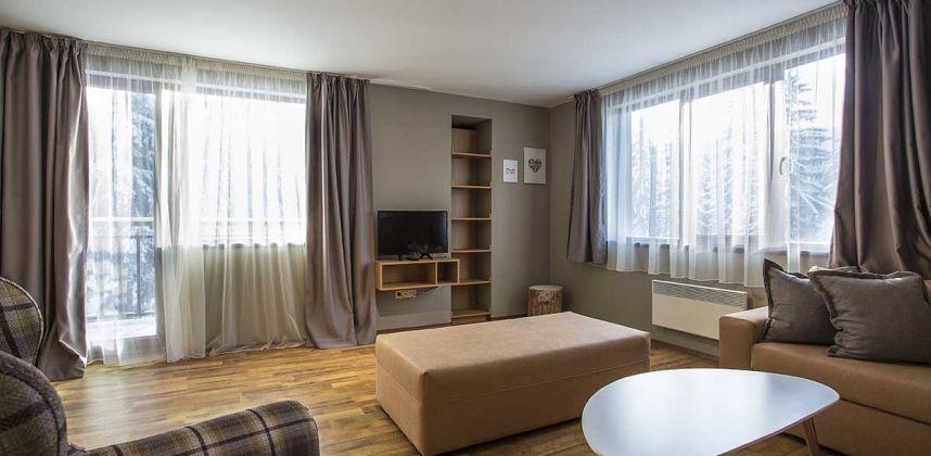 Триспален Апартамент за 5-ма